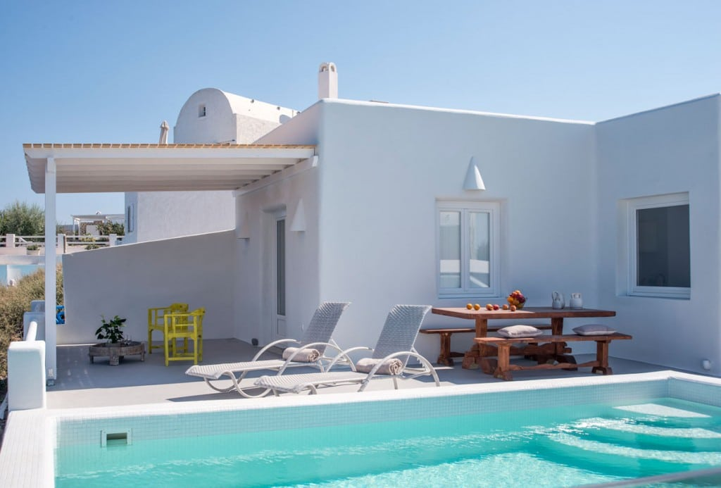Villa with Private Pool Santorini | Megalochori