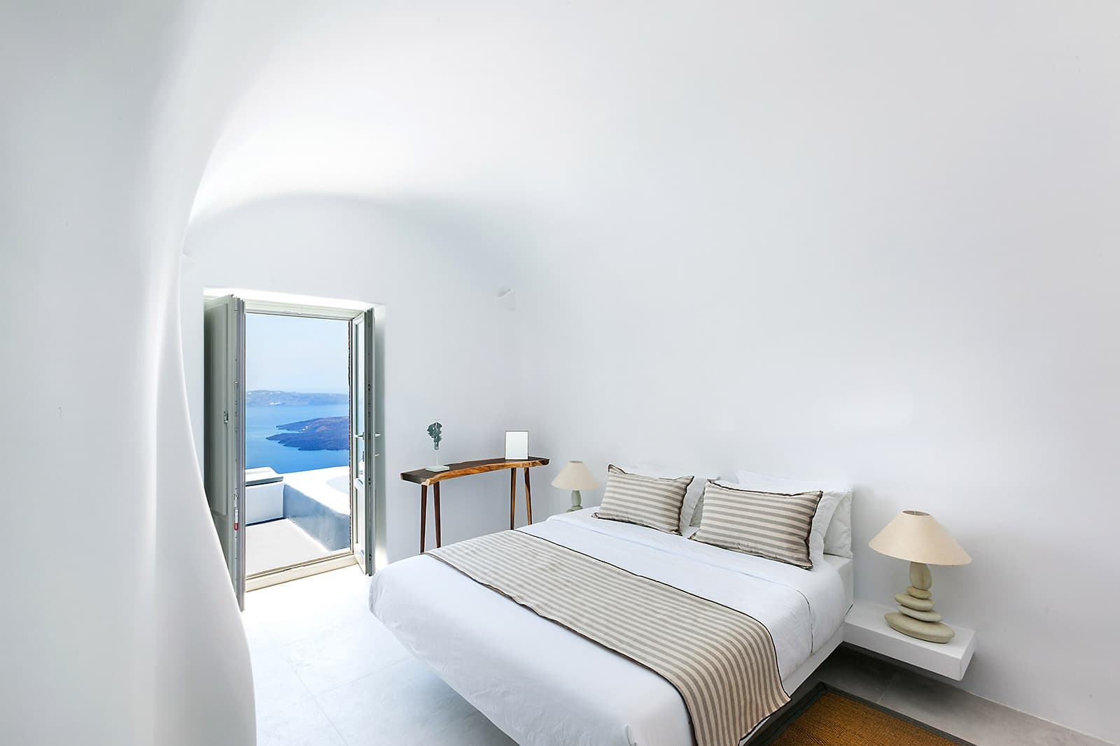 luxury villa santorini | Accommodation