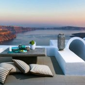 Luxury Villa with Caldera View Santorini | Infinity pool santorini