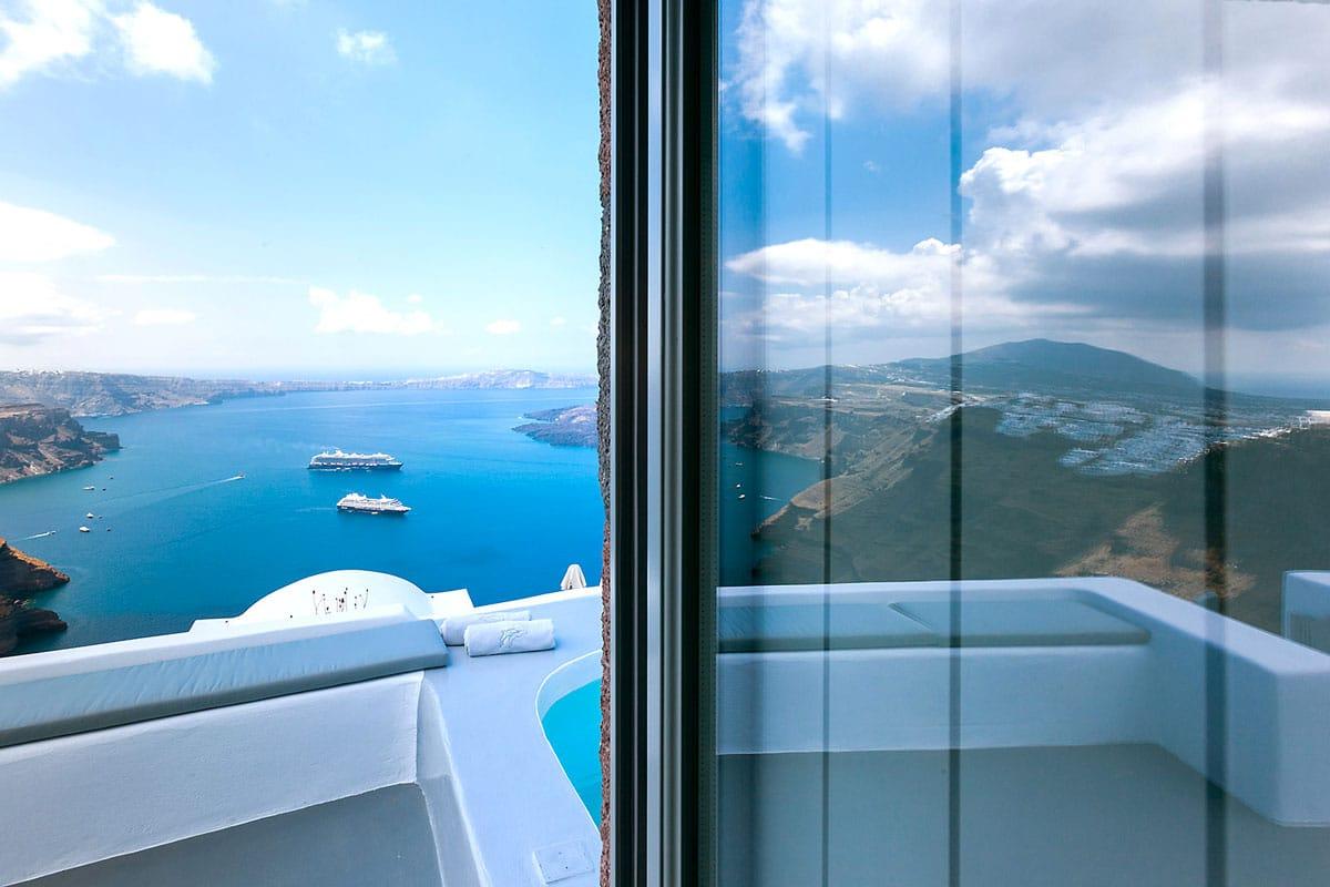 Pura Vida Luxury Villa in Santorini | Imerovigli