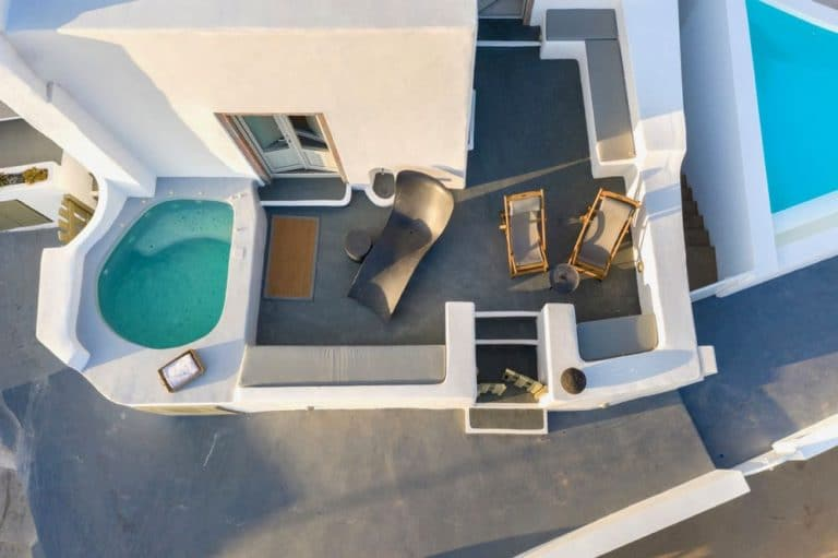 view pura vida villa house luxury suites santorini 04