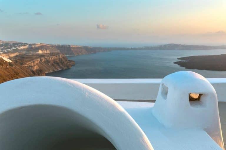 view pura vida villa house luxury suites santorini 18