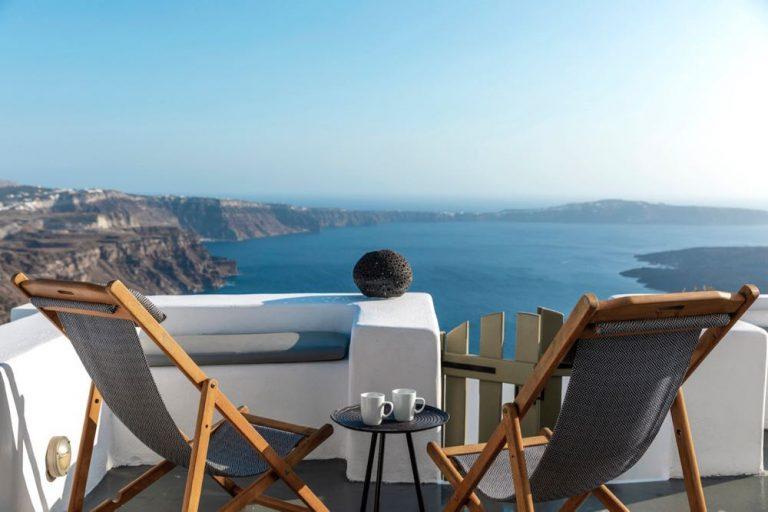 view pura vida villa house luxury suites santorini 22