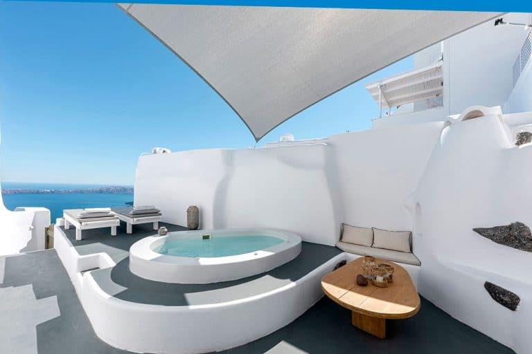 pura vida luxury accommodation santorini 12